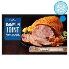 Tesco Gammon Joint 1.2kg £5