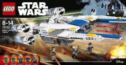 LEGO Star Wars U-Wing Fighter £41.69 @ Tesco