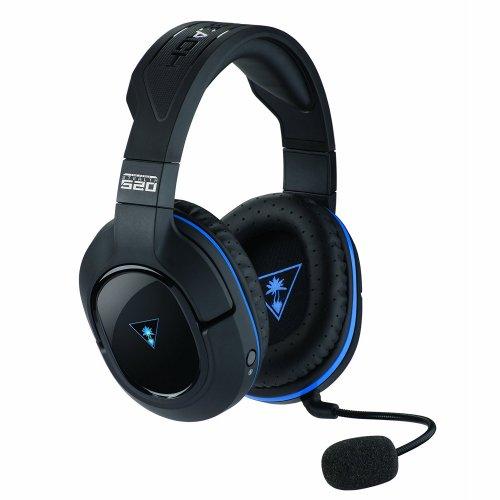 Turtle Beach Stealth 520 Wireless DTS 7.1 Surround Sound Gaming Headset £75.92 @ Amazon