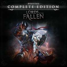 Lords of the Fallen Complete Edition [PS4] @ PSN for £6.49