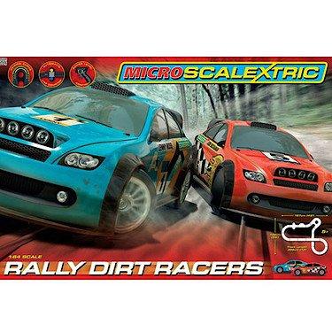 Micro Scalexttric Rally dirt racers set £16.50 @ Tesco direct free c&c