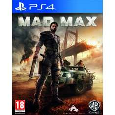 Mad Max PS4 £9.99@ The Game Collection