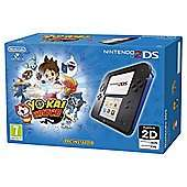 2DS console with Yo-Kai Watch (OOS) or Tomodachi Life pre-installed (with Click+Collect) @ Tesco Direct for £75.99