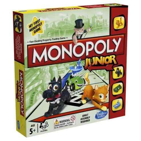 price drop on monopoly junior £6.26 @ Tesco