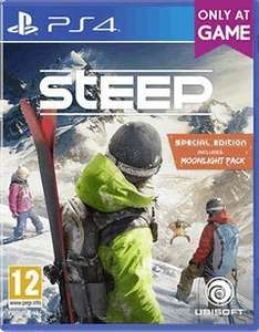 Steep Normal & Special Edition (PS4) @ GAME