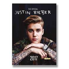 The Official Justin Bieber 2017 Annual £2.99 @ thetoyshop.com