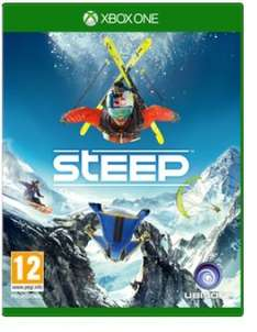 Xbox One Steep Game, New from Game, £24.99 Special Edition