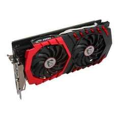 MSI GeForce GTX 1060 GAMING X 3GB GDDR5 VR Ready Graphics Card, 1152 Core, 1594MHz GPU, 1809MHz Boost OC £195.49  @ Scan