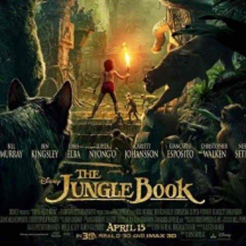 Jungle Book (2016) £4.99 on iTunes