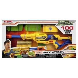 X-Shot Max Attack 100 piece blaster £9.90 @ Tesco Direct