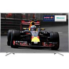 """Hisense H55M7000 55"""" Smart 4K Ultra HD with HDR TV - Silver (£649.00 with code) @ AO.com"""