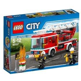 LEGO 60107 City Fire Ladder Truck £10 (usually £17.97) @ ASDA free C&C