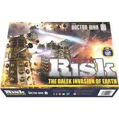 Doctor Who Risk The Dalek Invasion Of Earth £4.99 (+£5.50 P&P) @ Forbiddenplanet.com