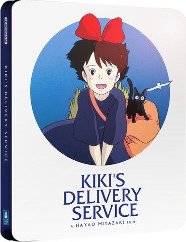 Kiki's Delivery Service Blu-Ray Steelbook £9.99 @ Zavvi