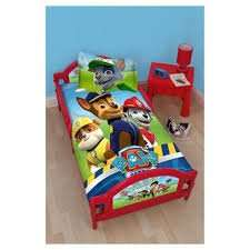 Paw Patrol Toddler Bed £45 @ Tesco Direct