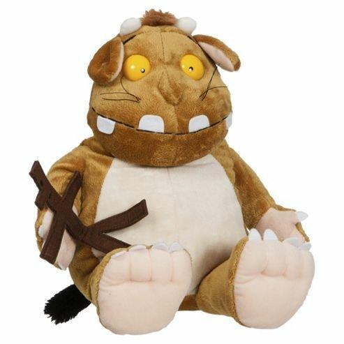 The Gruffalo's Child 16-inch Soft Toy £9.90 @ Tesco Direct Free C+C