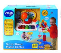 Vtech microphone stand £6.60  in store only @ Tesco - Northallerton