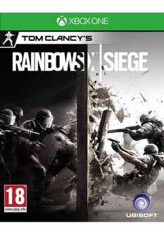 Rainbow Six Siege Xbox One £12.99 delivered @ Simply Games