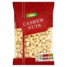 ASDA Farnborough 300g Cashew nuts Reduced to 50p (In front of selfscans)