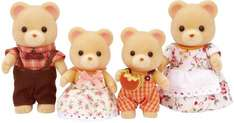 Sylvanian Families Bear Family £9.58 with prime or £20 spend, £13.57 without (Temporarily out of stock) @ Amazon