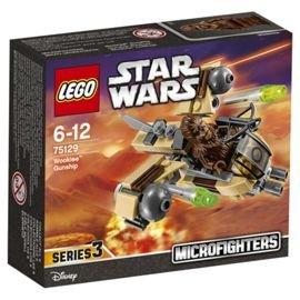 (Wookie Noise) - Lego Star Wars Microfighter half-price(ish) - £4.60 @ Tesco Direct