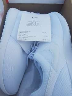 NIKE (INSTORE) ONLY Nike Roshe was 42.00 down to 29.00 plus EXTRA 30% Instore ONLY £20.30
