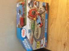 Fisher Price Thomas & Friends track master, Busy quarry set - £13.50 @ Sainsbury's