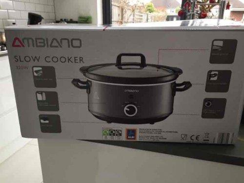 aldi slow cooker £8.49 instore
