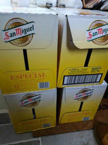 San Miguel 12 X 330Ml £5 @ Tesco instore - Bedworth