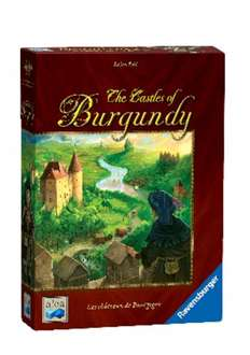 The Castles of Burgundy board game - £19.99 prime / £24.74 non prime @ Amazon