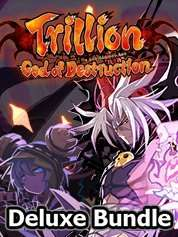 Trillion: God of Destruction - Deluxe Bundle (Steam) £9.95 (Using Code) @ Greenman Gaming (Includes FREE Game)
