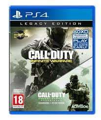 Call of Duty Infinite Warfare - Legacy Edition (PS4 - incls Zombies in Space and Terminal) - £44.85 Delivered @ Simply Games