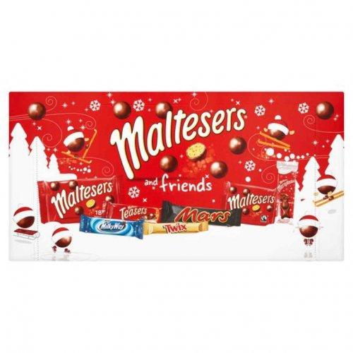 Maltesers Large Selection Box, 213 g - 8 Pack £15.99 prime / £20.74 non prime @ Amazon Lightning Deal