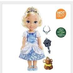 Disney Toddler Doll with friend and jewellery £4.96 @ Costco Chester instore