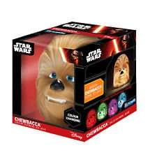 Star Wars Chewbacca and Death Star Official Soft Mood Light NOW £5 each IN STORE ONLY @ Asda
