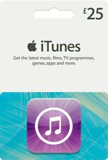 iTunes £25 code for £22.80 using CDKeys 5% Facebook code, cheap credit to use on Super Mario Run etc