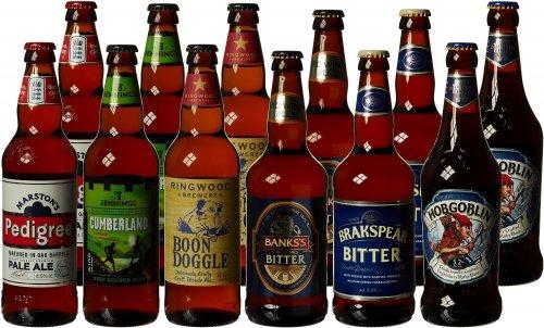 ALDI - Marston's Classic Ales x 12 Bottles (2 x 6 assorted Ales) £14.79