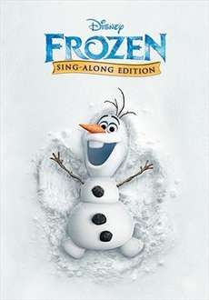 Frozen (Sing-along Edition) HD Download, Digital and DVD £5.99 at Sky Store