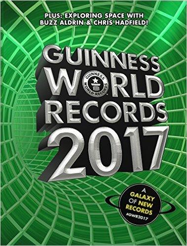 Guinness World Records 2017 (HardCover) now £7 @ Amazon for prime (+1.99 non prime)