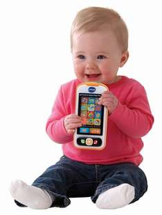VTech Baby Baby's First Smartphone ~£8 @ Sainsburys