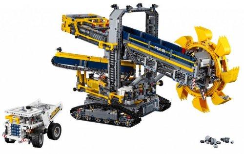 LEGO 42055 Technic Bucket Wheel Excavator Building Set £112.82 @ Amazon
