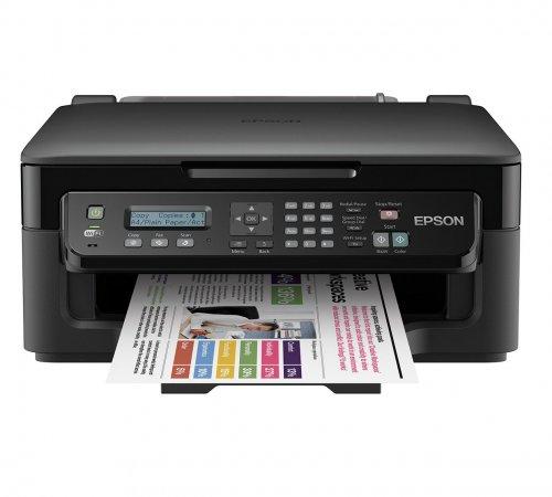 Epson Workforce WF-2510 - All-in-One Wi-Fi Printer - half price £39.99 / Argos