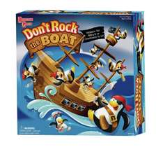 Don't rock the boat was £14.99 now £8.99 at argos