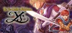 Ys series 75% off at Humble Store £2.49 (PC, Steam)
