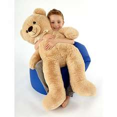 """*Offer stack* """"Free"""" Giant Plush Teddy with Amazon Code - The Entertainer"""