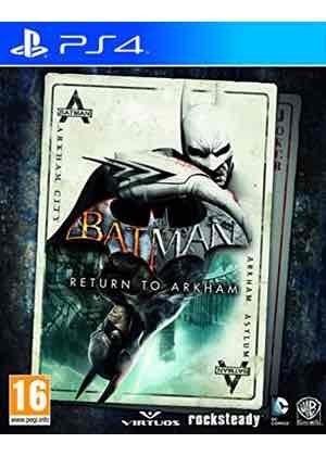Batman return to arkham (PS4) £17.69 @ Base