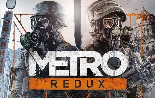 Metro Redux PS4 PSN Store [Digital] 2 games Weekend Deal £7.99