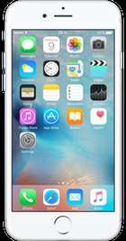 iPhone 6s silver 32gb 2gb data £27.50 month via uswitch