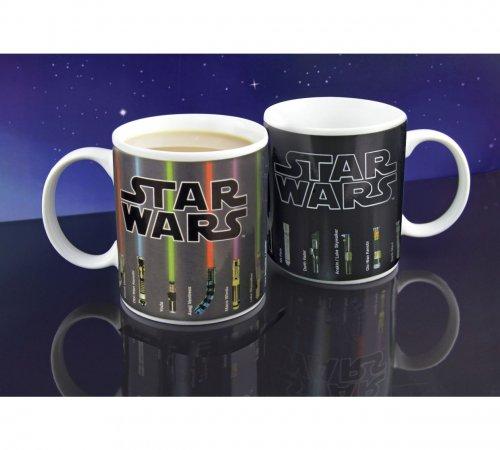 Star Wars Lightsabre Heat Changing Mug now £3.99 @ Argos (free C&C)