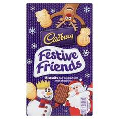 Cadbury Festive Friends @ Morrisons - 2 boxes for £1